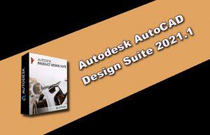 Autodesk AutoCAD Design Suite 2021.1