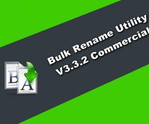 Bulk Rename Utility 3.3.2 Commercial