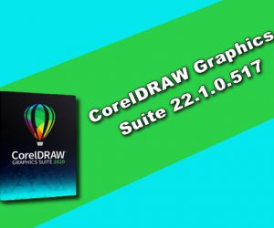 CorelDRAW Graphics Suite 22.1.0.517 Torrent