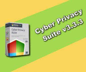Cyber Privacy Suite v3.3.3