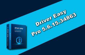 Driver Easy Pro 5.6.15.34863