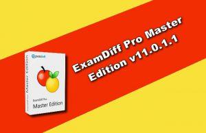 ExamDiff Pro Master Edition v11.0.1.1