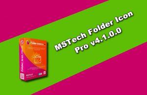 MSTech Folder Icon Pro v4.1.0.0