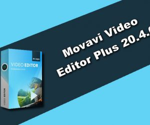 Movavi Video Editor Plus 20.4.0