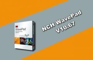 NCH WavePad 2020 Torrent