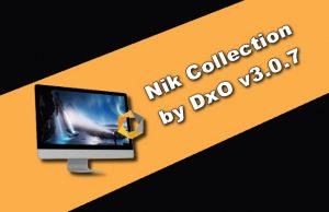 Nik Collection by DxO v3.0.7