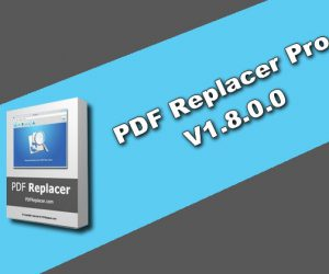 PDF Replacer Pro 2020 Torrent