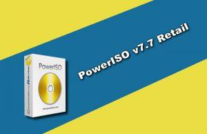 PowerISO 2020 Retail