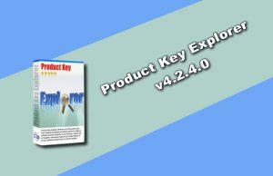 Product Key Explorer v4.2.4.0 Torrent