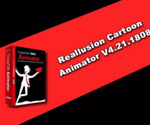 Reallusion Cartoon Animator v4.21.1808