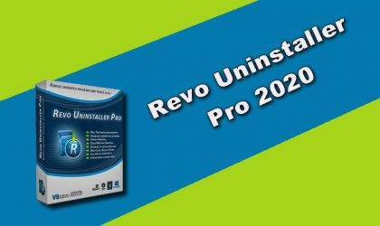 Revo Uninstaller Pro 2020