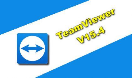 TeamViewer v15.4