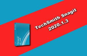 TechSmith Snagit 2020.1.3