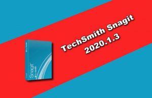 TechSmith Snagit 2020.1.3