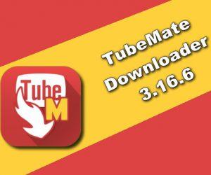 TubeMate Downloader 3.16.6 Torrent