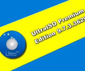 UltraISO Premium Edition 9.7.3.3629