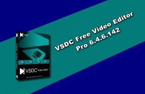 VSDC Free Video Editor Pro 6.4.6.142
