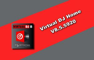 Virtual DJ Home 8.5.5920
