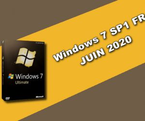 Windows 7 SP1 FR JUIN 2020