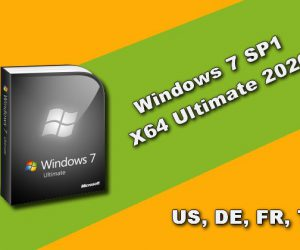 Windows 7 SP1 X64 Ultimate 2020 Torrent