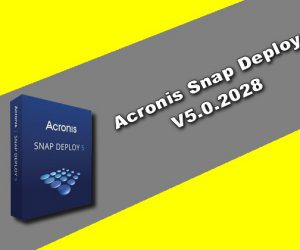 Acronis Snap Deploy v5.0.2028 Torrent