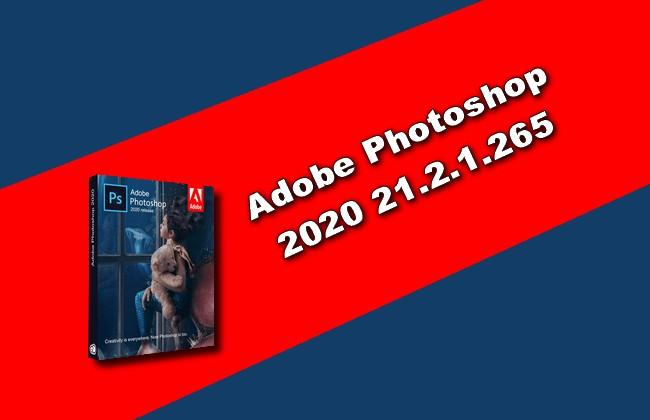 Adobe Photoshop 2020 21.2.1.265