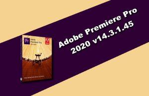 Adobe Premiere Pro 2020 v14.3.1.45
