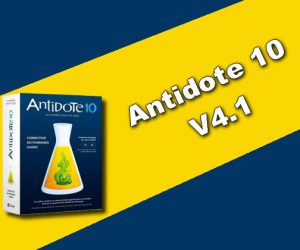 Antidote 10 v4.1 Torrent