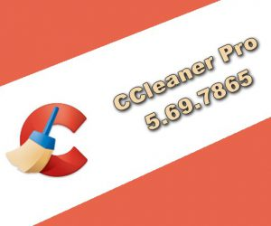 CCleaner Professional 5.69.7865
