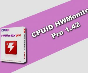 CPUID HWMonitor Pro 1.42 Torrent