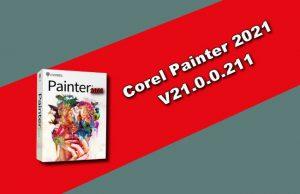 Corel Painter 2021 v21.0.0.211 Torrent