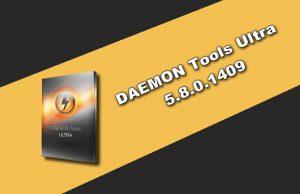 DAEMON Tools Ultra 5.8.0.1409 Torrent