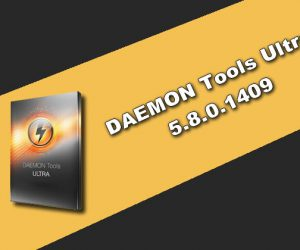 DAEMON Tools Ultra 5.8.0.1409 Torrent