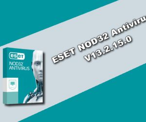 ESET NOD32 Antivirus v13.2.15.0