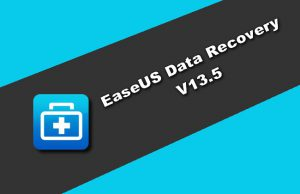 EaseUS Data Recovery V13.5