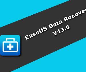 EaseUS Data Recovery V13.5