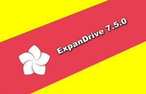 ExpanDrive 7.5.0 Torrent