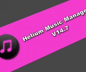 Helium Music Manager v14.7