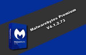 Malwarebytes Premium v4.1.2.73 Torrent