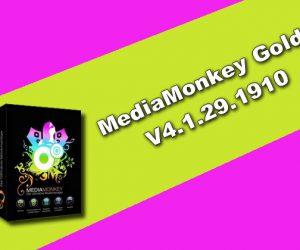 MediaMonkey Gold v4.1.29.1910
