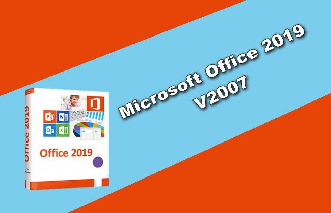 Microsoft Office 2019 v2007