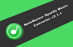 NoteBurner Spotify Music Converter v2.1.1
