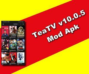 TeaTV v10.0.5 Mod Apk