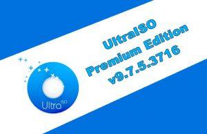 UltraISO Premium Edition v9.7.5.3716
