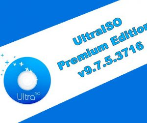 UltraISO Premium Edition v9.7.5.3716