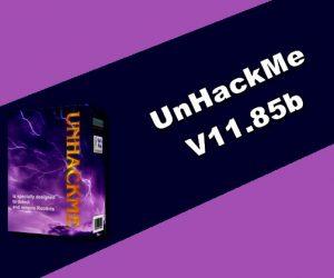 UnHackMe v11.85b