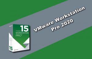 VMware Workstation Pro 2020 Torrent