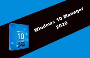 Windows 10 Manager 2020 Torrent