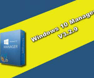 Windows 10 Manager v3.2.9