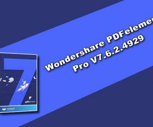 Wondershare PDFelement Professional v7.6.2.4929